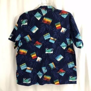 94b2689056 Vintage Shirts | Jantzen Hawaiian Maui Shirt | Poshmark
